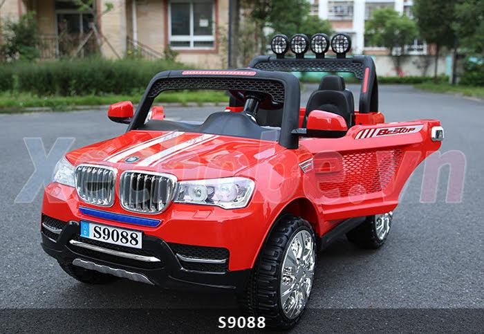 xe hơi cho bé với 4 động cơ s9088
