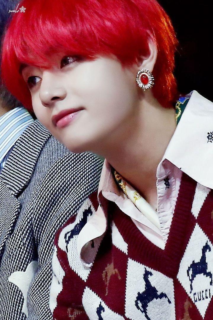taehyung red