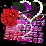 Diamond Rose Keyboard Theme icon