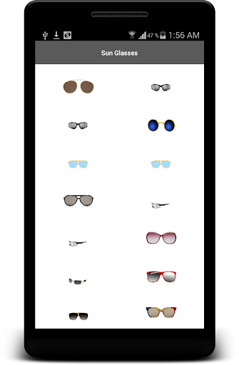 Sunglasses App Photo Editor screenshot 6