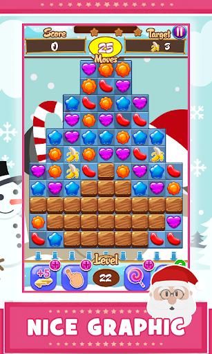 聖誕糖果匹配派對