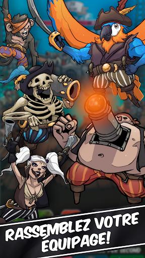 Code Triche Idle Tap Pirates - Titan de la mer APK MOD screenshots 5