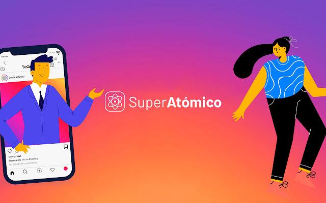 Super Atômico Connect