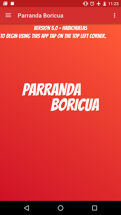 Parranda Boricua- screenshot