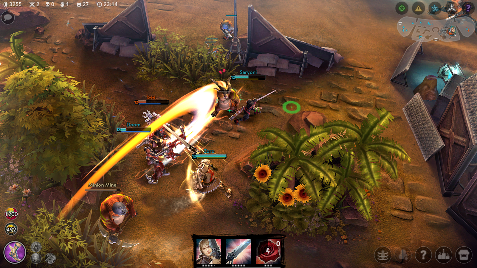 Vainglory hack and cheats Free unlimited Resources