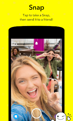 Snapchat 9.36.5.0 - Screenshot 1