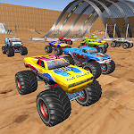 Monster Truck Offcourse Rally 3D Icon