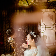 Wedding photographer nairong Sun (sun). Photo of 20.08.2015