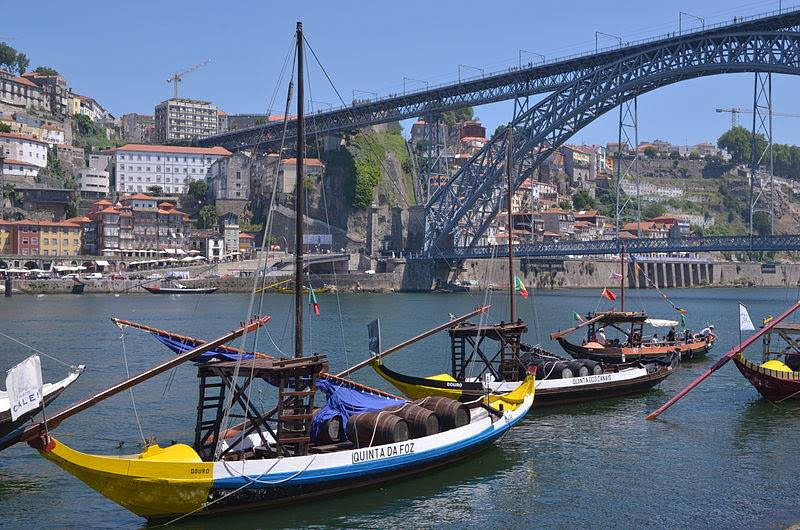 Lamego acolhe partida da Regata do Vinho do Porto