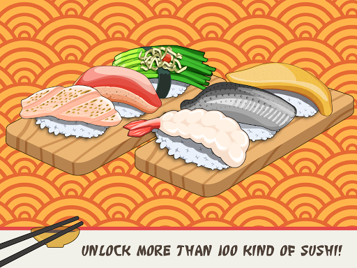 Sushi Friends-Best&Fun Restaurant Game for Girls 1.0.3 screenshots 8