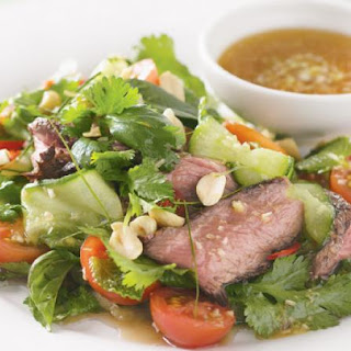 Thai Lemongrass Dressing Recipes