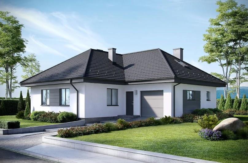 Projekt domu Teverina III Termo