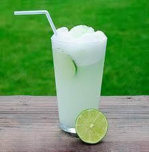 Lime Float Recipe