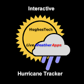 Interactive Hurricane Tracker