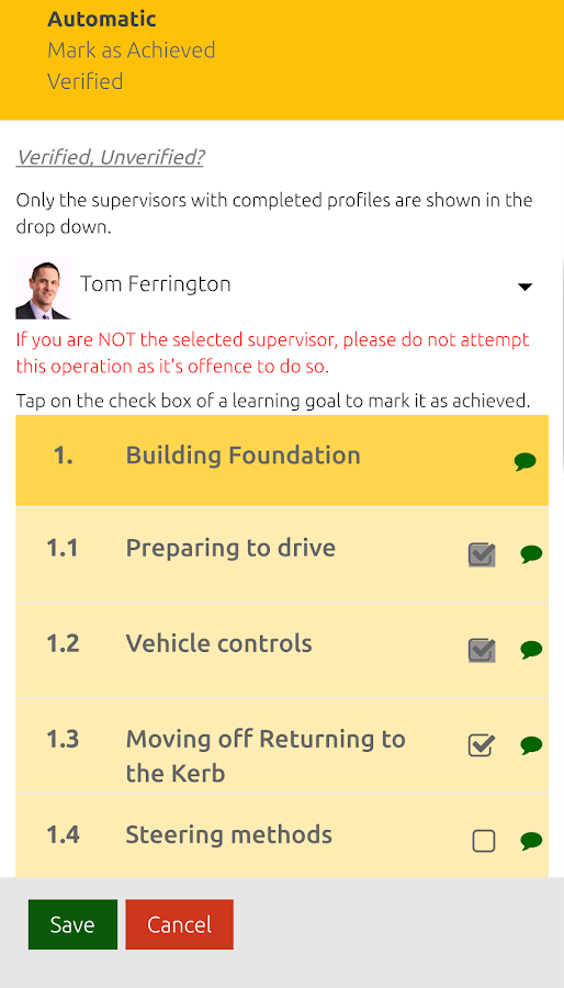 Licence Ready - Learn to drive- screenshot