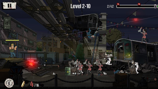 Shooting Zombie 1.36 screenshots 2