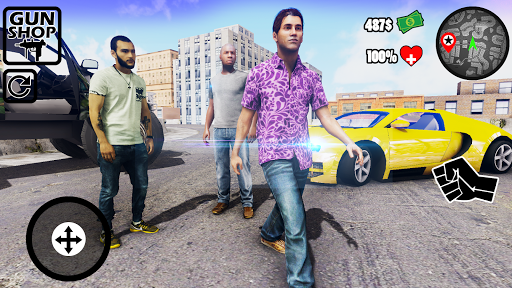 Auto Theft Gangster Stories 1.0.0.0 screenshots 1