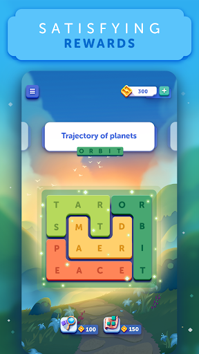 Word Lanes - Relaxing Puzzles 1.0.0 screenshots 3