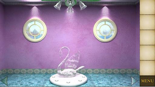 Crystal Swan Room Escape