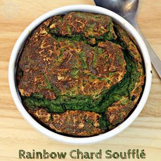 Rainbow Chard Soufflé