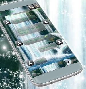 Téma SMS pro vodu - náhled
