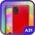 Theme for Samsung Galaxy A31 icon