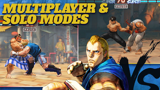 Street Fighter IV Champion Edition [Mod Version] 5
