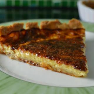 Västerbottenpaj - Swedish cheese pie