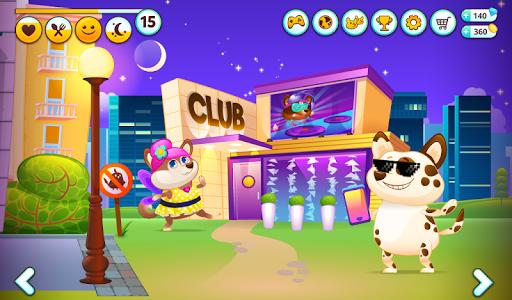 Duddu - My Virtual Pet  captures d'u00e9cran 16