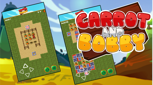 Bobby and Carrot - Puzzle game game (apk) free download for Android/PC/Windows screenshot