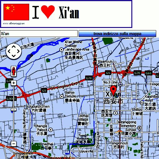 App Insights: Xi\'an map | Apptopia