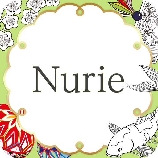 NurieーJapanese Coloring