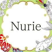 NurieーJapanese Coloring Book for Adults icon