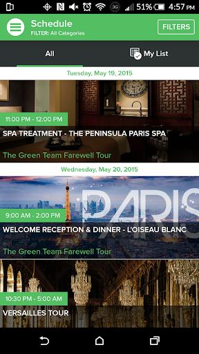 The Green Team Paris 2015