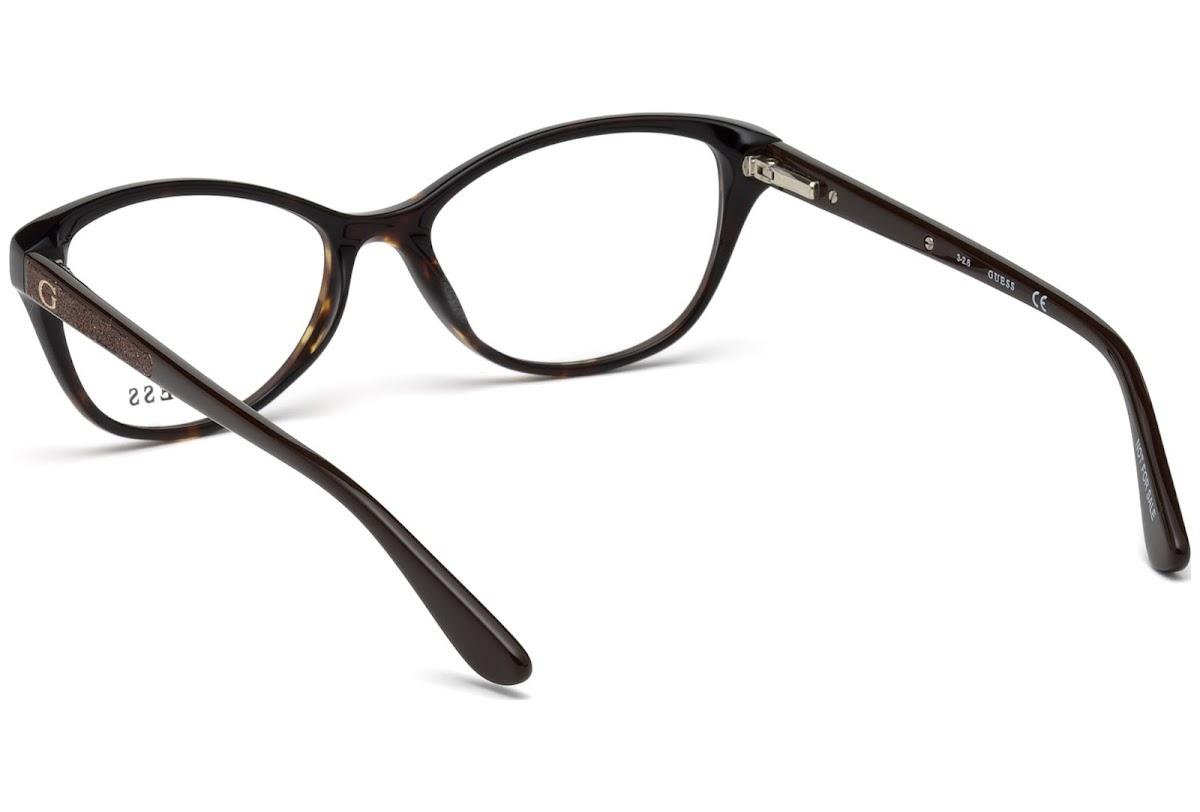 f7130301e4 Buy Guess GU2634 C52 050 (dark brown other   ) Frames