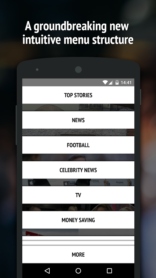 The Mirror App: World News- screenshot