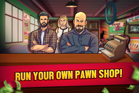 Build Your Own Pawn Shop Game