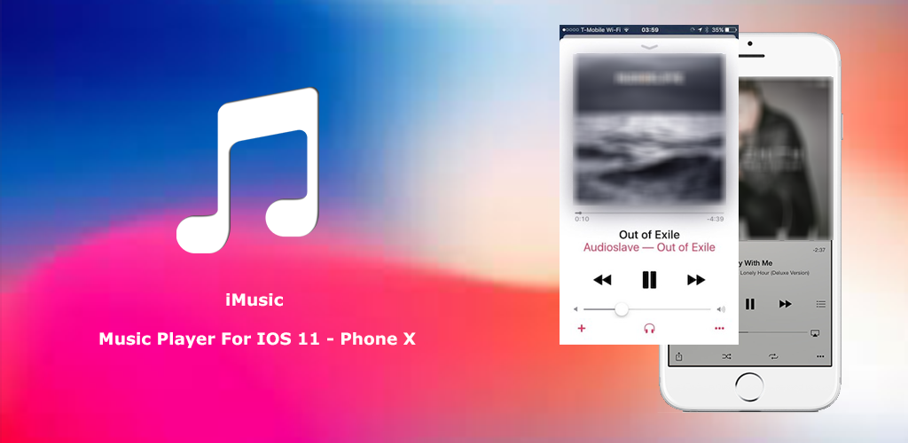 iMusic - Music Player For IOS 12 - Phone X Music 1 1 2 Apk Download