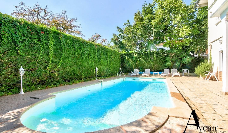 Maison avec piscine et terrasse Caluire-et-Cuire