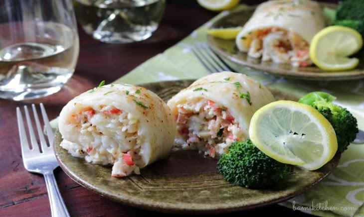 Crab Stuffed Whitefish Recipe