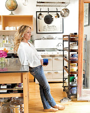 Photo: A taste of the country: Crow (wearing a shirt by The Row and Bootheel Trading Co. by Sheryl Crow jeans), in her kitchen with her beloved stove.