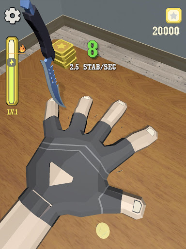 Knife Game android2mod screenshots 7