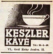 Photo: Reklama kawy Keszler