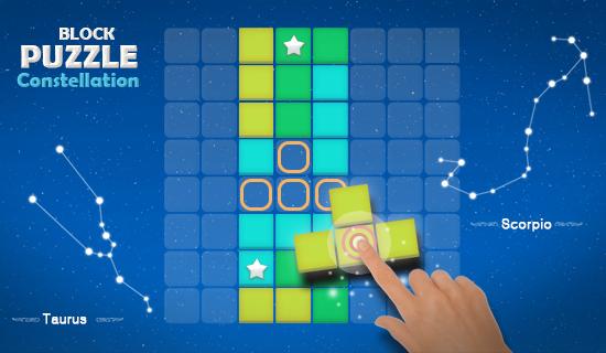 Block Puzzle Constellation; Mission