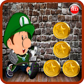 Super Luigi World Runner