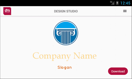 Free Logo Maker - DesignMantic 1.0 screenshot 43394