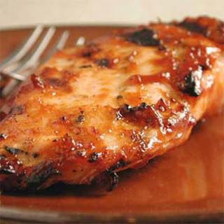 Crockpot Barbecue Chicken.