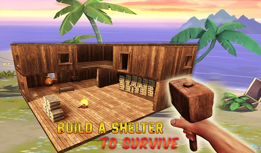 Lost Island Survival Games: Zombie Escape u0635u0648u0631 1