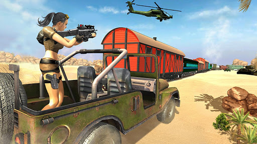 Cover Free Fire Agent:Sniper 3D Gun Shooting Games modavailable screenshots 9