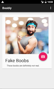 Boobly - Fake Boobs Detector- screenshot thumbnail